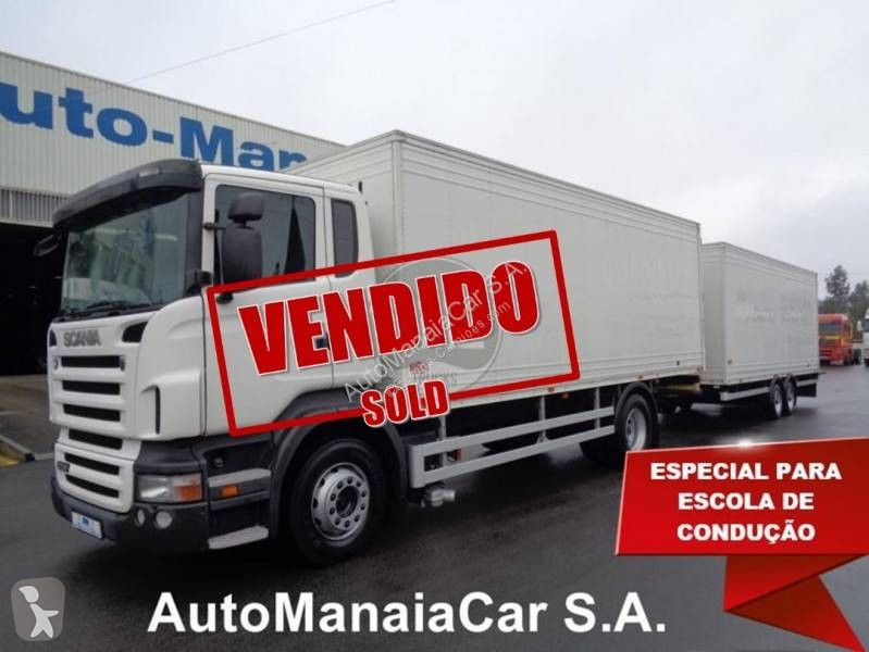 Vedere le foto Camion Scania R 230