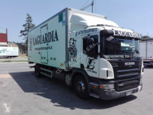 Scania insulated truck