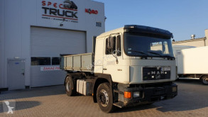 camion MAN 19.422 Steel /Air, Tipper, Mechanical pump