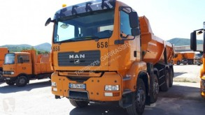 Camion MAN TGA 35.400 benne occasion