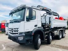Camión Mercedes Arocs 3243 KN volquete bilateral nuevo