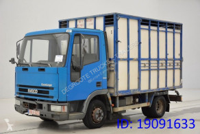 Iveco 65E14 truck used cattle