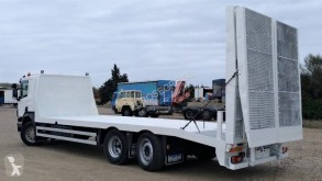 Scania P 340 heavy equipment transport used