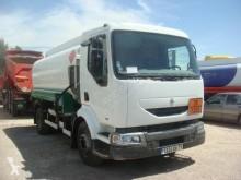 Renault Midlum 210 gebrauchter Tankfahrzeug (Mineral-)Öle