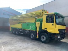 Mercedes Actros 4144 truck used concrete pump truck