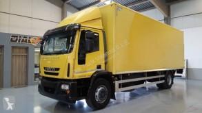 Camión Iveco Eurocargo 180 E 28 furgón mudanza usado