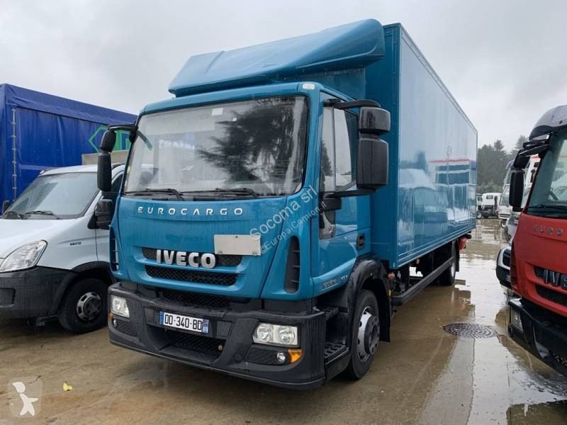 Voir les photos Camion Iveco Eurocargo 120 E 18
