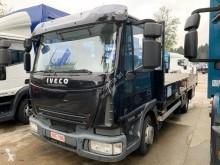 Camion cassone fisso usato Iveco Eurocargo 75 E 18