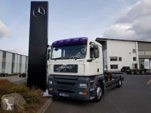 Camión chasis MAN TGA 18.350 4x2 LL BDF Fahrschule 5 Sitze Klima