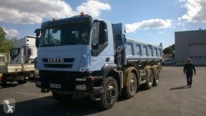 Iveco Trakker 340 T 41 truck used two-way side tipper