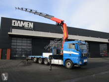 MAN TGX 35.540 autres camions occasion