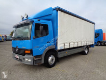 Mercedes Atego 1223 truck used tautliner
