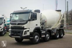 Camion béton toupie / Malaxeur occasion Volvo FMX 430 8x4 / EuromixMTP EM 9m³ Vermietung