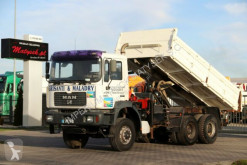 camion MAN F 2000 / 33.364 / 6X6 / 3 SIDED TIPPER /