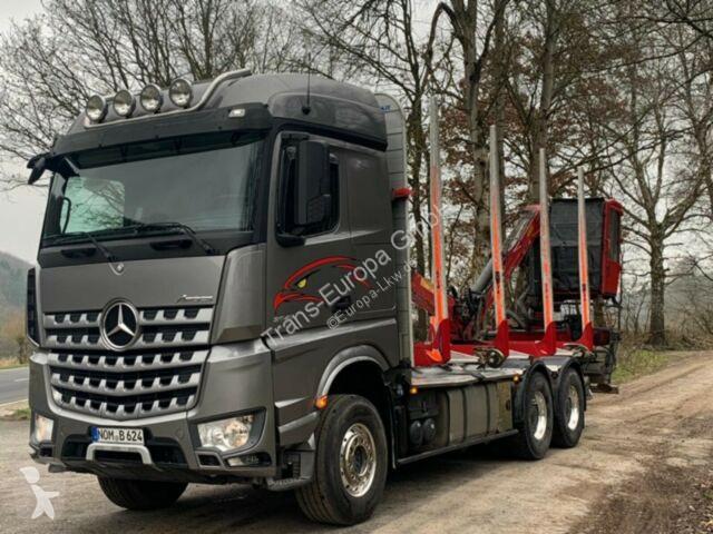 Преглед на снимките Камион Mercedes Arocs