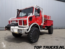 камион Unimog MB U1550 L37 - Fire Truck - Lier, Winch, Winde - Watertank - Pomp - Dingo Achsen! 3x in Stock!!