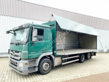 Camion Mercedes Actros 2532 L 6x2 2532 L 6x2 Getränkewagen, Lift-/Lenkachse, LBW, 2x AHK fourgon occasion