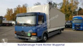 camion Mercedes 817 L, 7,1 mtr.Pritsche,Euro 4,AHK,TOP !