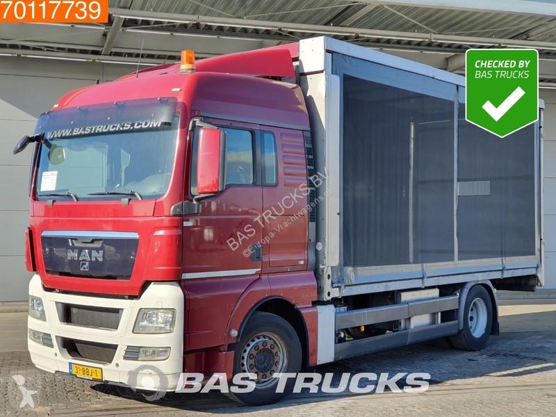 Voir les photos Camion MAN TGX 18.440 XLX