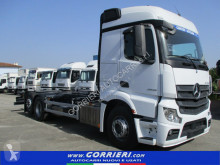 Mercedes chassis truck Actros 2545
