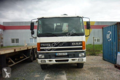 Used tipper truck DAF CF75 250