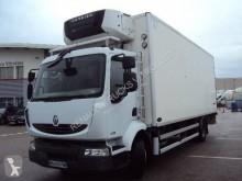 Camión Renault Midlum 220.16 DXI frigorífico multi temperatura usado
