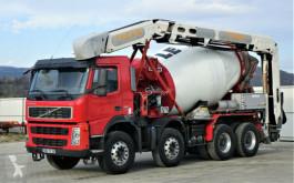 ciężarówka betonomieszarka Volvo