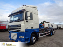 DAF chassis truck XF105