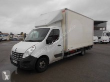 Renault Master 150 DCI truck used plywood box