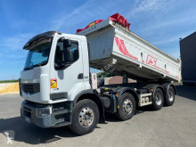 Renault Premium Lander 460 DXI truck used two-way side tipper