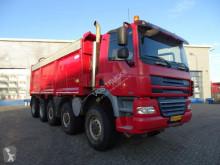 ciężarówka Ginaf X5450S 10X8 / MANUAL / GIJSBERTSEN KIPPER 27 M3 / COVERS / / 2009