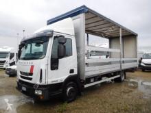Camion Iveco Eurocargo 100E18 plateau ridelles occasion