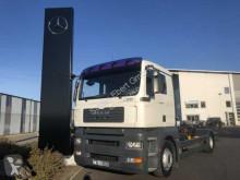 Camión MAN TGA 18.350 4x2 LL BDF Fahrschule 5 Sitze Klima chasis usado