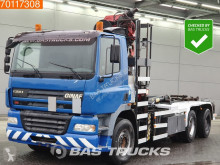 vrachtwagen Ginaf X3232S CRANE DEFECT Manual HMF 2223 K2