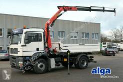 camion MAN 18.360 BB TGA 4x2, Palfinger PK 10501,Funk,Klima