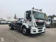 Camion Iveco Eurotrakker 190E34 polybenne occasion
