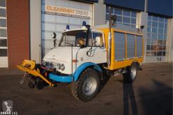 Camion pompiers occasion Mercedes Unimog 416/163 Rosenbauer
