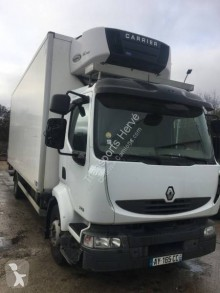 Used multi temperature refrigerated truck Renault Midlum 270.16 DXI