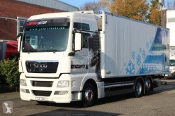 Camião MAN TGX Man TGX 26.440 frigorífico multi temperatura usado