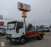 Camión Gancho portacontenedor Iveco Eurocargo 80 E 18
