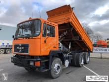 camion MAN 25 272 Full Steel - Manual - Mech pump