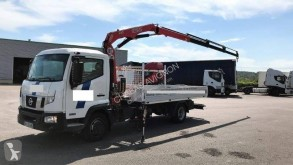 Camion Nissan NT500 plateau ridelles occasion