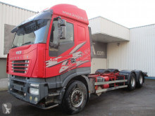 Camion Iveco Stralis 540 châssis occasion