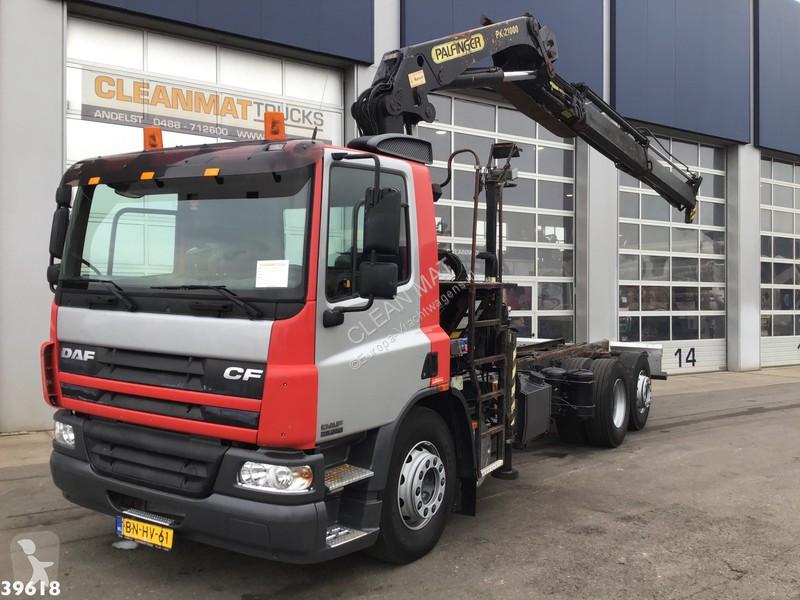 Voir les photos Camion DAF CF 250