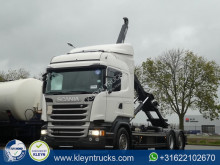 Camion Scania R 410 polybenne occasion