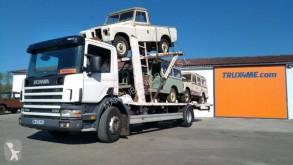 Camion Scania D 94D230 porte voitures occasion