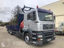 camion MAN H20PL50 W/PALFINGER PK12000 Crane