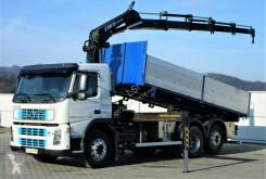 kamion Volvo FM12 420 Kipper 6,00m+Kran/FUNK Topzustand!