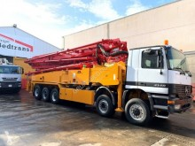 Mercedes Actros 4148 truck used concrete pump truck