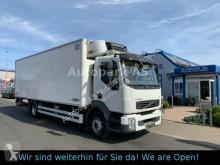 Kamión Volvo FL 240 Kühlkoffer Carrier Ladebordwand Chereau chladiarenské vozidlo ojazdený